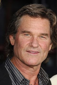 Kurt Russell  he stills looks good  :)