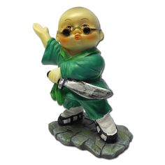Sword Master Kung Fu Monk now available from www.karatemart.com/