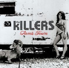 The Killers Sams Town on vinyl.