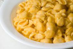 O Bom da Vida: Mac n' Cheese de Microondas