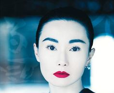 maggie cheung. classic beauty.