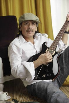 Carlos Santana strives to be supernatural, never superficial