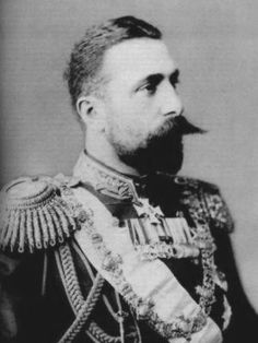 Alexander of Battenberg – He became the first prince of Bulgaria in 1879. His reign wasn't very successful and he lost the throne due to a military plot in 1886. Alexander was affianced to Princess Victoria of Prussia but Bismarck and Emperor Wilhelm I vetoed the marriage and the engagement was abolished. He later married the actress Johanna Loisinger, the couple had a son and a daughter. Alexander was born on 5 April 1857 in Verona.