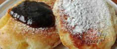 Recept Jemné lívance bez droždí French Toast, Breakfast, Food, Morning Coffee, Essen, Meals, Yemek, Eten