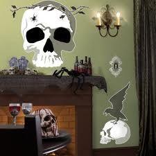 halloween wall vinyl decals