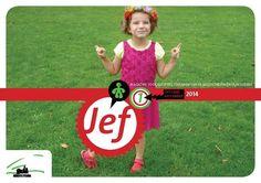 Jef! magazine voor kleuters, kinderen en ouders