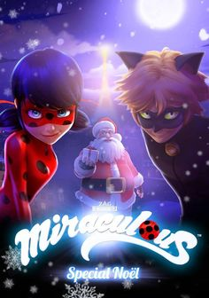 Miraculous Ladybug Christmas Special Poster