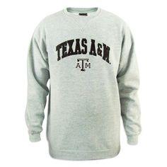 Texas A&M Aggies Youth Genuine Heather Grey Crewneck Sweatshirt:M (10-12) Genuine Stuff http://www.amazon.com/dp/B0086HUI6K/ref=cm_sw_r_pi_dp_boT.wb0YMQRFS