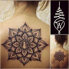 Cat mandala tattoo tatts piercings pinterest tatoo for Tattoo shops in aurora