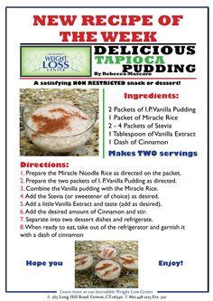 Old Fashioned Tapioca Pudding | Recipe | Tapioca Pudding, Puddings and ...