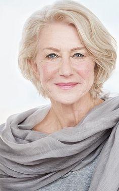 "celebscarves: ""Helen Mirren """
