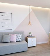 - Best Picture For ideas en 5 minutos For Your Taste You are looking for something, and it is going - Baby Bedroom, Girls Bedroom, Bedroom Decor, Bedrooms, Room Wall Painting, Room Paint, Bedroom Wall Designs, Dream Rooms, Girl Room