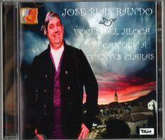 """José Blas Rando, jotero de Fuentes Claras, ha publicado en enero de 2016 un cd titulado """"Por cantar a Fuentes Claras""""."""