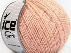 Wool Cord Sport Baby Pink Ice Yarns Sports Baby, Yarns, Cord, Ice, Electrical Cable, Cords, Art Yarn, Ice Cream, Cable Knitting