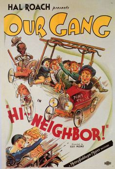 "Our Gang - ""Hi, Neighbor"""