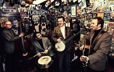 Edinburgh based bluegrass based band The Banjo Lounge 4 do innovative funky bluegrass and swing mash-up versions of songs to suit all ages from Louis Prima's 'Just a Gigolo', Nirvana's 'Smells Like Teen Spirit', Michael Jackson's 'Dont Stop Til You Get Enough' to Beyonce's 'Crazy in Love' and Dizzee Rascal / Calvin Harris's 'Dance Wiv Me'.