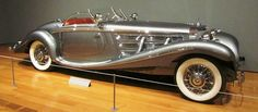 GERMAN CAR NEWSRare and Antique 1937 Mercedes-Benz 540K Special ...