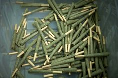 "The Hemperor's New Clothes.: ""Shooting Blanks"" : THC Free Medical Marijuana"