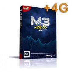 M3i Zero  + 4GB Speicherkarte