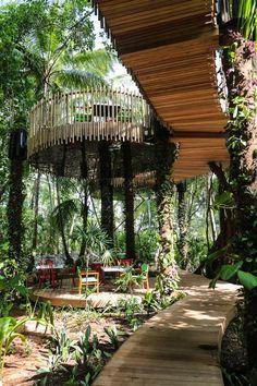 Image result for treehouse bar