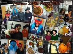 Halloween en Presence Technology Madrid