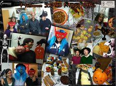 Halloween en Presence Technology Madrid