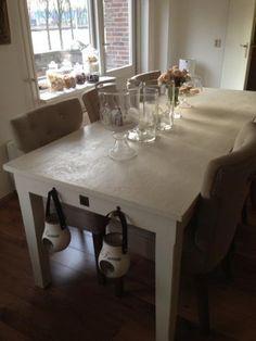 Riviera Maison Island Stewart dining table