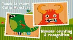 FREE for a limited time! Cutie Mini Monsters for iPhone