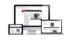 In Zusammenarbeit mit der sxces Communication AG aus Hamburg hat die Kreativagentur Thomas eine umfangreiche Microsite über den legendären TDI-Motor der Audi AG erstellt.  Um dies zu einem angenehmen Erlebnis zu machen, ist die Microsite responsive gestaltet und kann somit auf allen Endgeräten gleichermaßen einfach und übersichtlich erkundet werden.