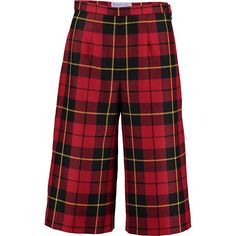 Women's Tartan Culottes made to measure in your chosen tartan | ScotlandShop