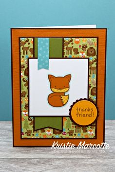 Another fun 6x6 paper pad has been completely used to make 34 cards. Doodlebug  is one of my favorite brands of paper and I tend to use it ...