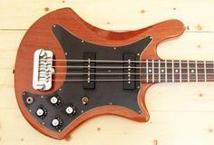 Alter, schöner Guild B302, Kult-Bass, original, 70er, Vintage in Hannover - Linden-Limmer | Musikinstrumente und Zubehör gebraucht kaufen | eBay Kleinanzeigen