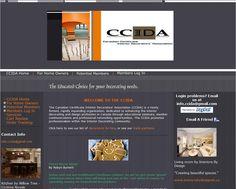 Website Design for CCIDA