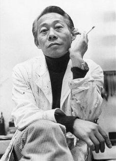 Zao Wou-ki (Pékin 1921, Nyon 2013) (Chine, France)
