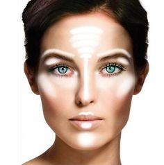 Trucos de maquillaje para iluminar el rostro - 6 pasos