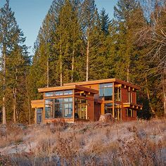 Lindal Cedar Homes  |  Dwell Prefab Sourcebook  |  Northwest (Seattle, WA)