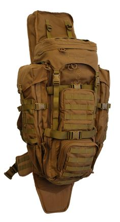 Amazon.com : Eberlestock G4 Operator Pack, Coyote Brown G4MC : Sports & Outdoors