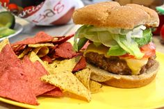 Tasty heart healthy burgers for tailgating #FreshFinds #shop #cbias