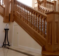 Image result for spindle stairs