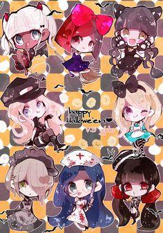 Picture memes by Kiibouma - iFunny :) Angie Yonaga, Cute Kawaii Animals, New Danganronpa V3, All Games, Crime, Fan Art, Memes, Artwork, Pictures
