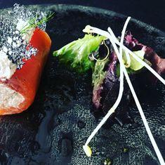 Fresh Rolls, Restaurant, Ethnic Recipes, Food, Lemon Cream, Grasses, Fish, Diner Restaurant, Essen