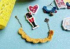 Bijoux crochet - bracelet
