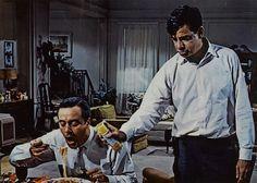 Jack Lemmon & Walter Matthau in The Odd Couple