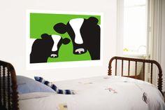 Green Cows