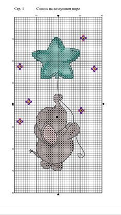 Trendy Ideas For Crochet Baby Elephant Cross Stitch, You can produce very particular habits for fabrics with cross stitch. Cross stitch designs can nearly surprise you. Cross stitch beginners may make the designs they want without difficulty. Disney Cross Stitch Kits, Baby Cross Stitch Patterns, Cross Stitch Bookmarks, Cross Stitch Cards, Beaded Cross Stitch, Cross Stitch Borders, Cross Stitch Baby, Cross Stitch Animals, Cross Stitch Designs