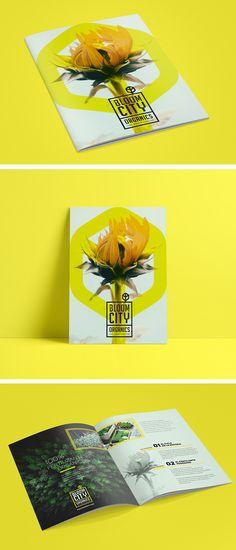 Fertilizantes ecológicos. Bloom, Branding, City, Magazine Design, Design Web, Brand Management, Cities, Identity Branding
