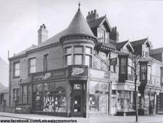 Before its closure, the Narborough Road store at the junction of Norman Street was a well known local landmark. Leicester, Old Houses, Norman, Old Things, Louvre, Street View, History, Architecture, City