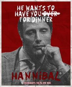 Hannibal - This show is so messed up but I can't quit watching!