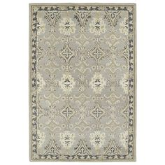 $773 Overstocks 3 reviews Shop for Hand-Tufted Perry Imperial Grey Wool Rug (9'0 x 12'0). Get free shipping at Overstock.com - Your Online Home Decor Outlet Store! Get 5% in rewards with Club O! - 18784709