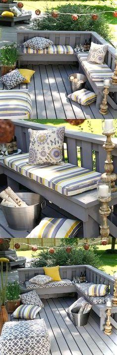 Awesome 70+ Gorgeous Outdoor Garden Furniture Ideas https://lovelyving.com/2018/03/08/70-gorgeous-outdoor-garden-furniture-ideas/